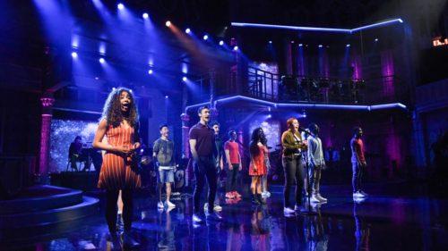 The Prom | Drama Desk Award winner for Best Musical | Official Site
